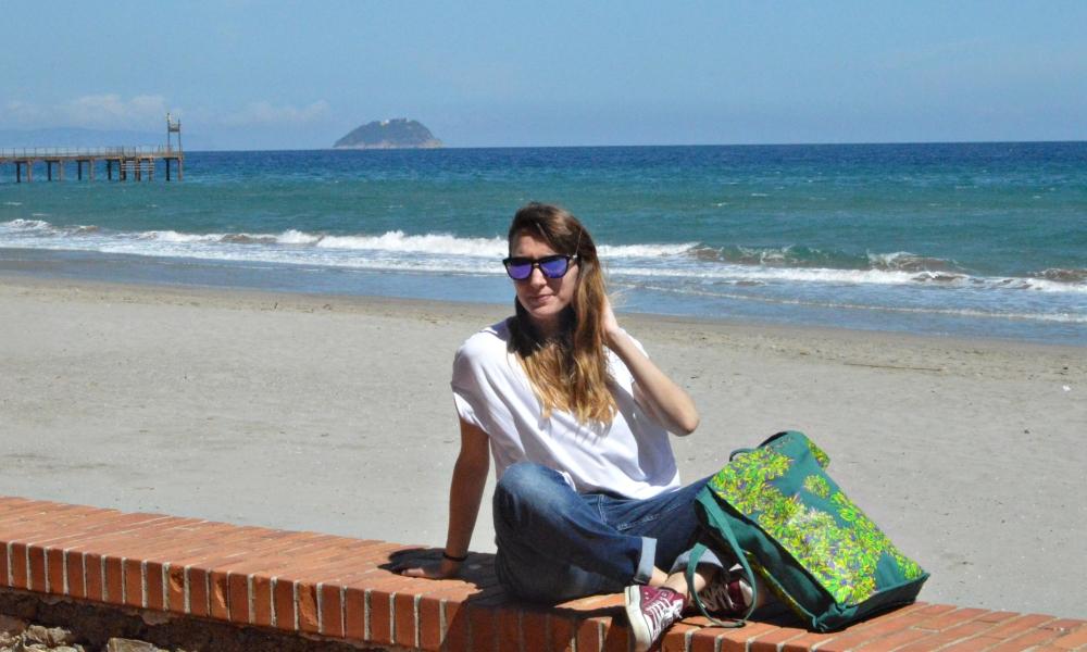 Sea and sun.