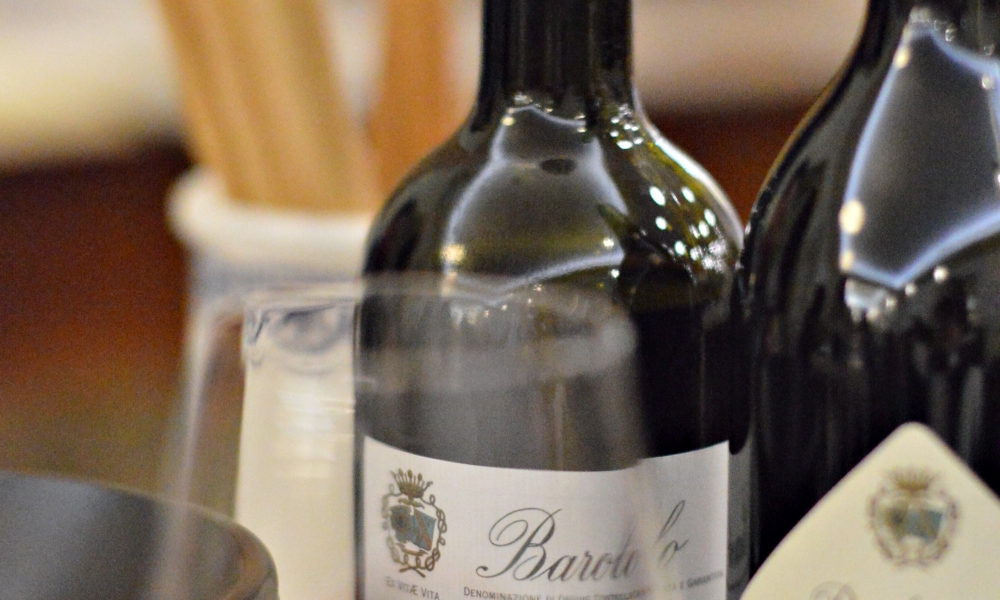 Barolo: life is too short to drink bad wine.