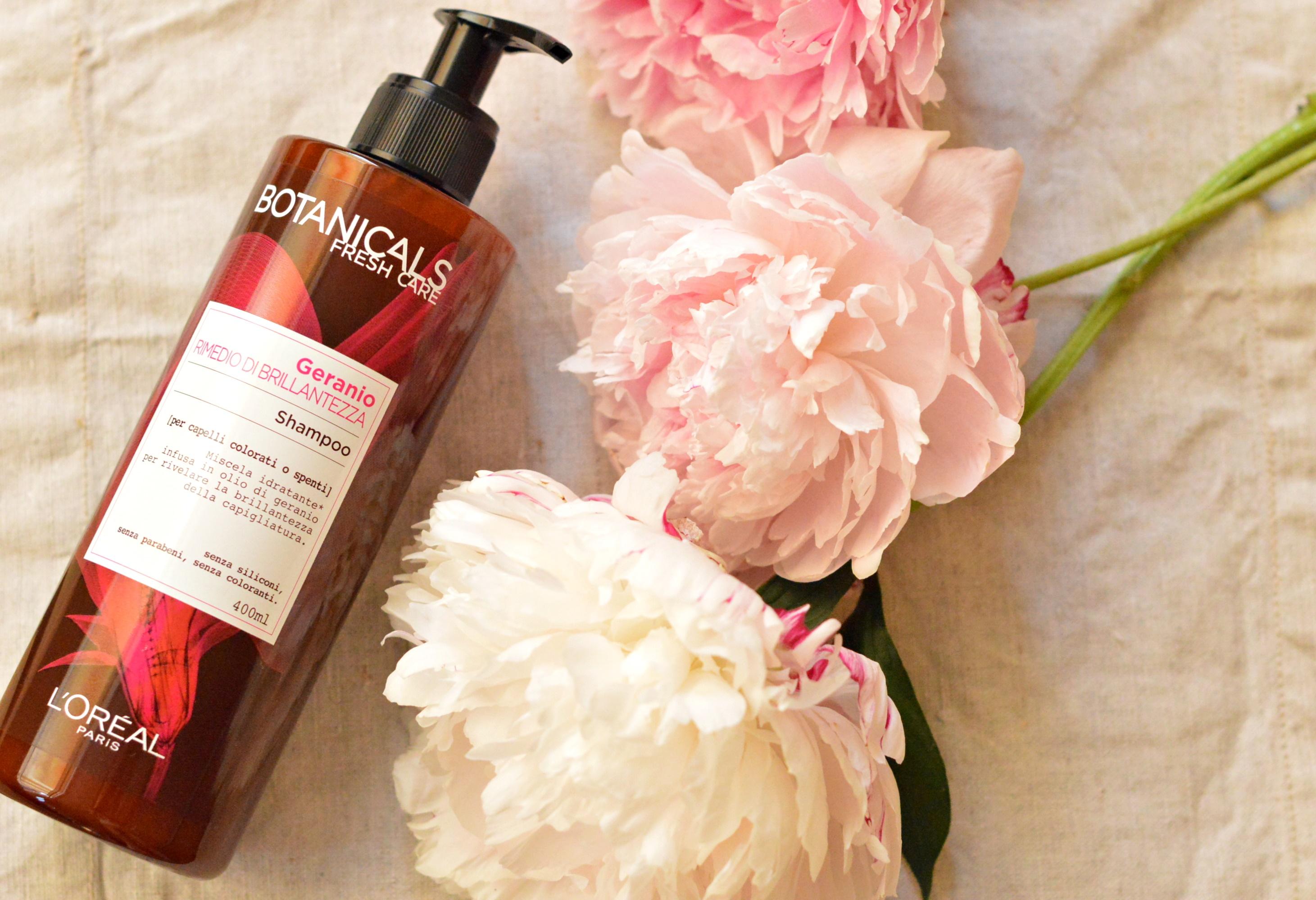 L Oréal Botanicals fresh care  Geranium radiance remedy. ca5bc308c00f