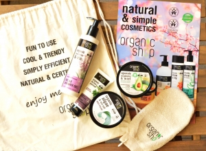 Organic Shop: natural & simple cosmetics.