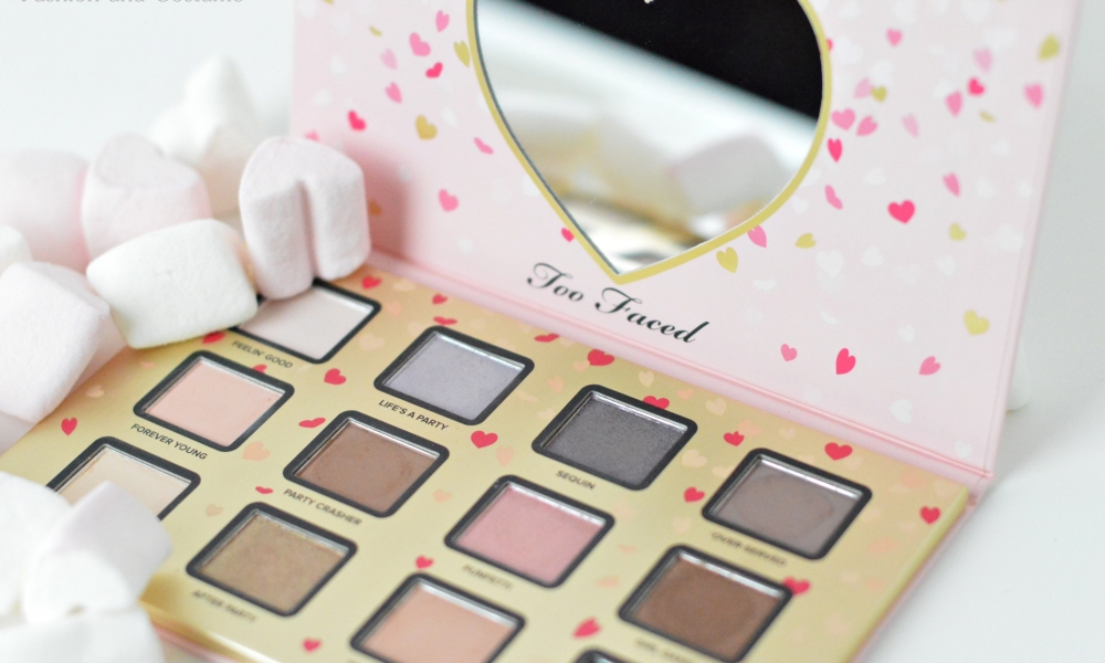 Funfetti: the sweetest TooFaced palette