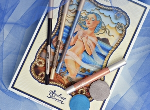 Neve Cosmetics Aeolian Summer collection