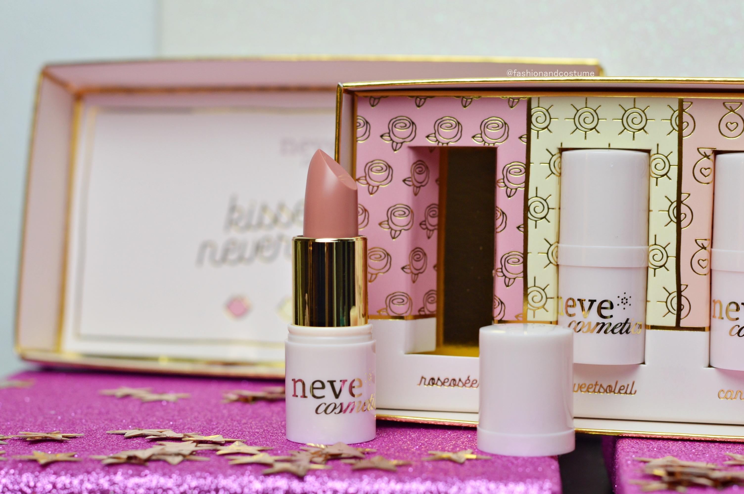 lippini-lipbalm-neve-cosmetics-naturale-labbra-idratate-idratare-roseosée-sweetsoleil-natale-promozione-grapedivine-candysoft-beauty