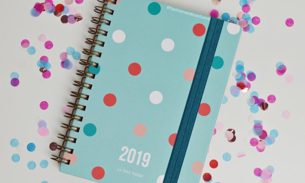 Agenda Le Petit Rabbit: anno nuovo, agenda nuova